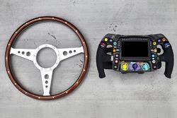 Руль Mercedes: сравнения