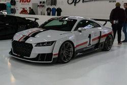 Electric Audi TT