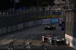 Mitch Evans, Jaguar Racing, Alex Lynn, DS Virgin Racing
