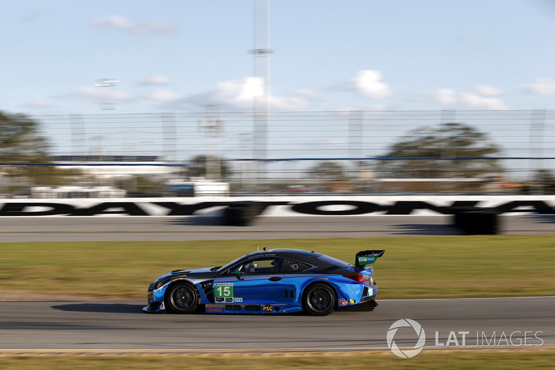 #15 3GT Racing Lexus RCF GT3: Jack Hawksworth
