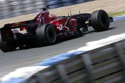Vitantonio Liuzzi, Scuderia Toro Rosso STR01 Cosworth