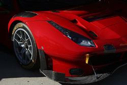 Dettaglio Ferrari 488 GT3