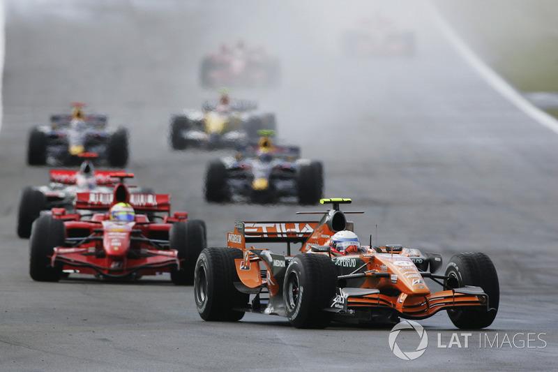 マルクス・ビンケルホック(2007年ヨーロッパGP:予選22番手/決勝リタイア)