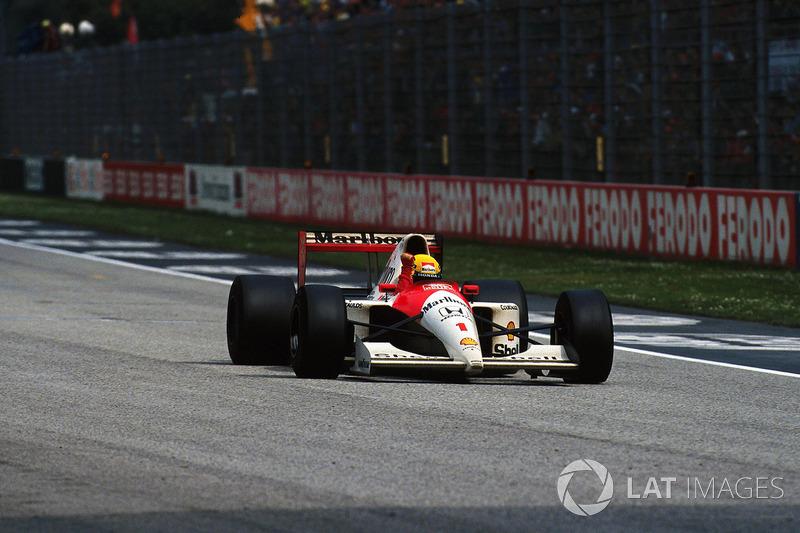 29 - GP de San Marino, 1991, Imola