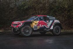 Peugeot 3008 DKR Maxi Сириля Депре