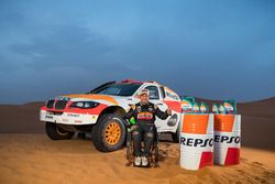 Isidre Esteve, Repsol Rally Team