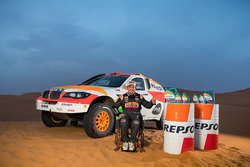 Isidre Esteve, KH-7 Rally Team