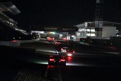 富士スピードウェイのメインストレート