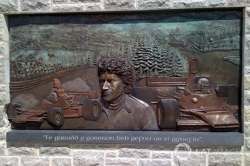 Tom Pryce anıtı