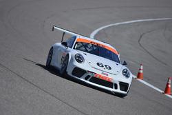 #69 MP1B Porsche GT3 Cup, Adan Ramos, George Ramos, George Hazbun, NGT Motorsports