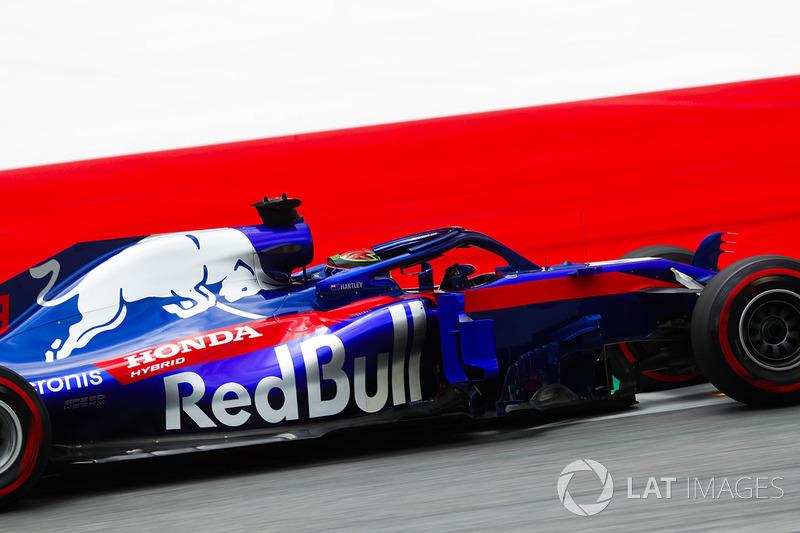 17. Brendon Hartley, Toro Rosso STR13