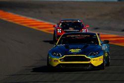 #09 Automatic Racing, Aston Martin Vantage, GS: Rob Ecklin Jr, Brandon Kidd