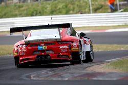 Норберт Зидлер, Марко Зеефрид, Фелипе Фернандес Ласер и Матье Жамине, Frikadelli Racing Team, Porsche 911 GT3R (№31)
