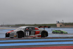 #7 Audi R8 LMS-GT3, Audi Sport Italia: Baruch-Treluyer