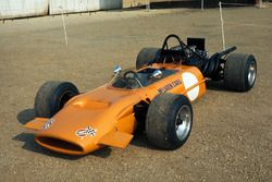 De McLaren M9A