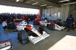 McLaren F1 araçları