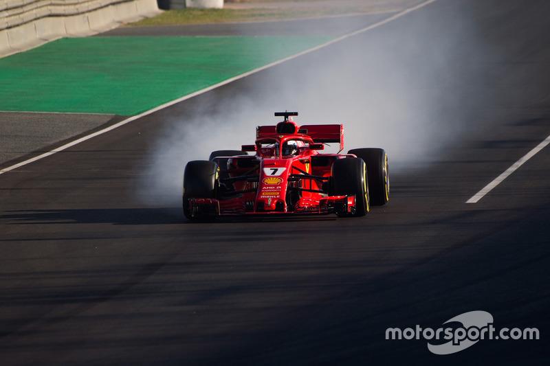 6 місце — Кімі Райкконен (Фінляндія, Ferrari) — коефіцієнт 34,00