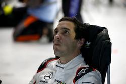 #43 Strakka Racing Mercedes-AMG GT3: Alvaro Parente