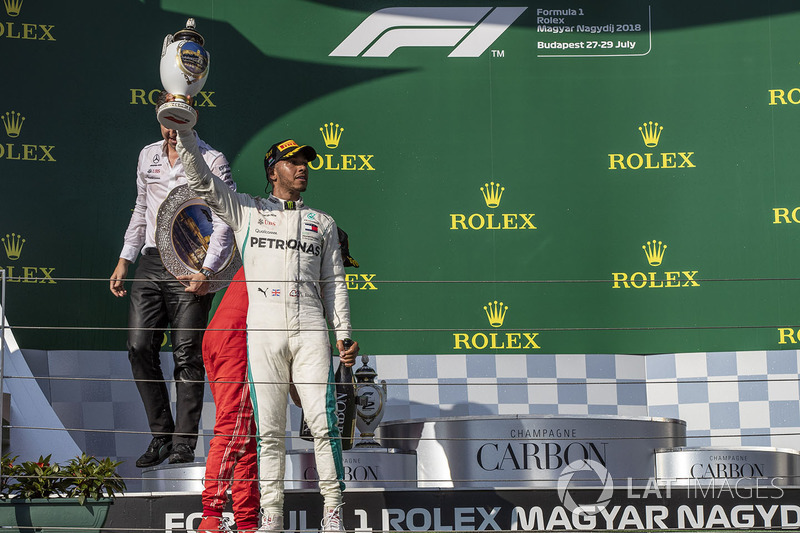 Льюіс Хемілтон, Mercedes-AMG F1
