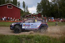 Jari Huttunen, Antti Linnaketo, i20 R5