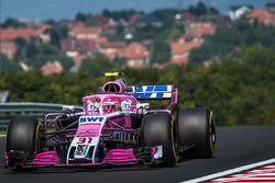 Esteban Ocon, Force India VJM11 Esteban Ocon, Force India VJM11