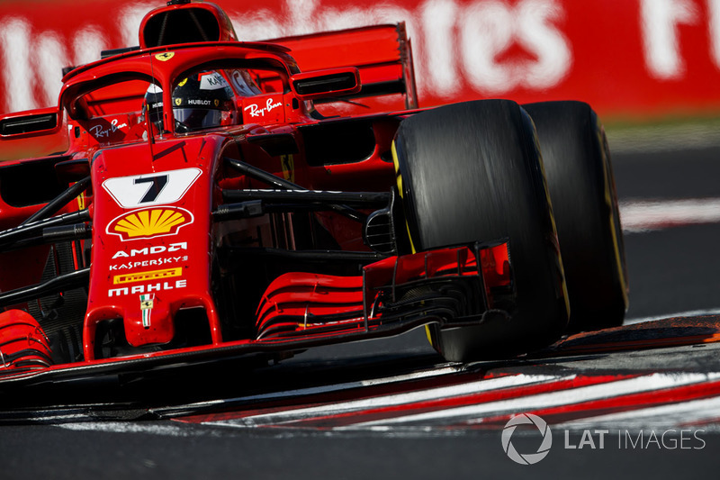 Kimi Raikkonen – volta 10