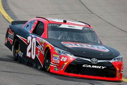 Christopher Bell, Joe Gibbs Racing, Toyota Camry Ruud