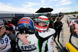 #3 K-PAX Racing Bentley Continental GT3: Rodrigo Baptista, #9 K-PAX Racing Bentley Continental GT3: Alvaro Parente