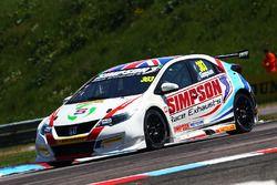 Matt Simpson, Eurotech Racing Honda Civic
