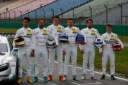 Alle Mercedes-Fahrer 2018