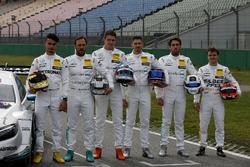 Tutti i piloti Mercedes 2018
