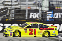 Paul Menard, Wood Brothers Racing, Ford Fusion Menards / Dutch Boy