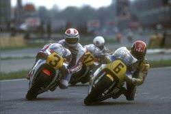 Freddie Spencer, Randy Mamola, Ron Haslam