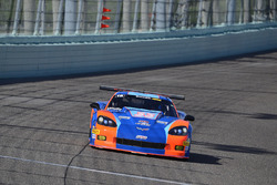 #33 TA Chevrolet Corvette, Daniel Urrutia Jr., Ferrea Racing Components