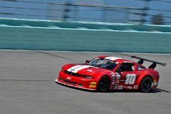 #10 TA2 Ford Mustang, Carlo Falcone, KMW Motorsports