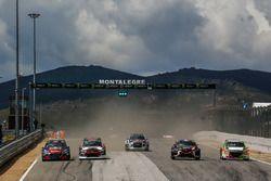 Race, Sébastien Loeb, Team Peugeot Total, Niclas Gronholm, GRX Taneco, Andreas Bakkerud, EKS Audi Sport, Guerlain Chicherit, GC Competition, Gregoire Demoustier, Sebastien Loeb Racing