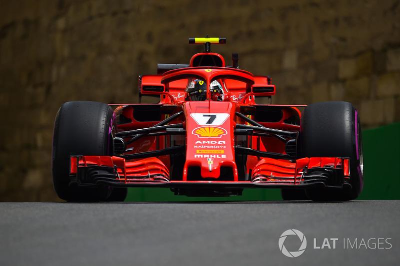 6: Кими Райкконен, Ferrari SF71H – 1:42.490