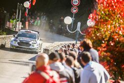Bryan Bouffier, Xavier Panseri, M-Sport Ford WRT Ford Fiesta WRC