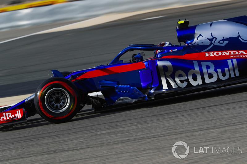5. Пьер Гасли, Scuderia Toro Rosso