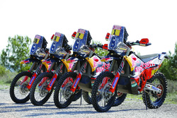 Мотоциклы Red Bull KTM Factory Team