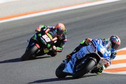 Эктор Барбера, Avintia Racing, и Михаэл ван дер Марк, Monster Yamaha Tech 3