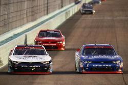 William Byron, JR Motorsports Chevrolet, Elliott Sadler, JR Motorsports Chevrolet