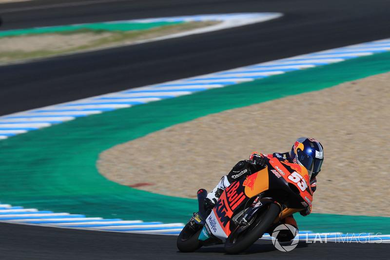 Deniz Oncu, Red Bull KTM Ajo