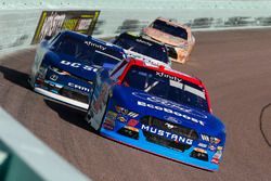 Ty Majeski, Roush Fenway Racing Ford and Brennan Poole, Chip Ganassi Racing Chevrolet