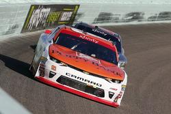 Daniel Hemric, Richard Childress Racing Chevrolet and Christopher Bell, Joe Gibbs Racing Toyota