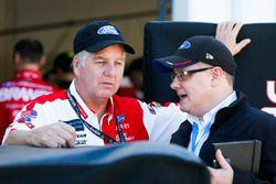 Лен Вуд и Пол Менард, Wood Brothers Racing Ford Fusion