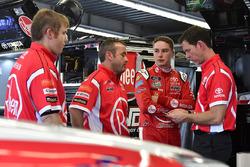 Christopher Bell, Joe Gibbs Racing, Rheem Toyota Camry, Jason Ratcliff