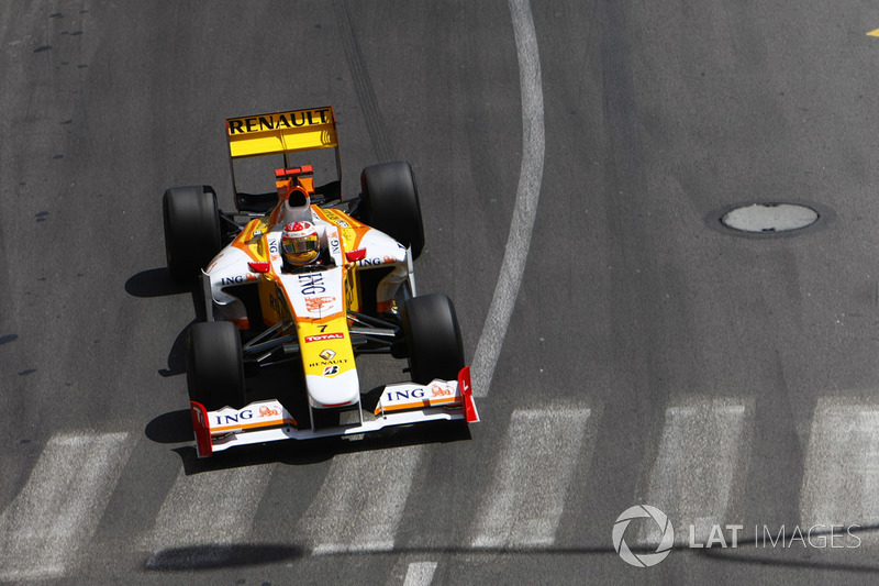 2009 : Fernando Alonso, Renault R29