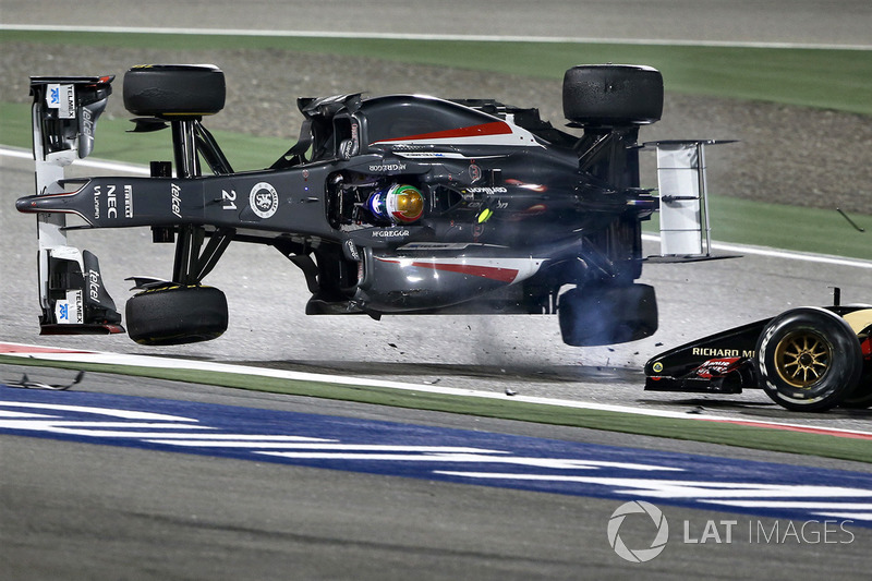 Carrera número 900: GP de Bahrein 2014