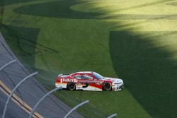 Michael Annett, JR Motorsports, Pilot Flying J Chevrolet Camaro, incidente